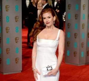 Isla Fisher aux BAFTA Awards, ce dimanche 14 février 2016.