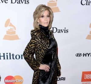 Jane Fonda en mode 70's !