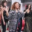 Défilé Diane von Furstenberg New York Automne-Hiver 2016/2017