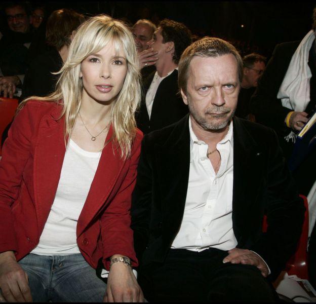 Renaud et Romane en 2005, un an avant la naissance de leur fils Malone.