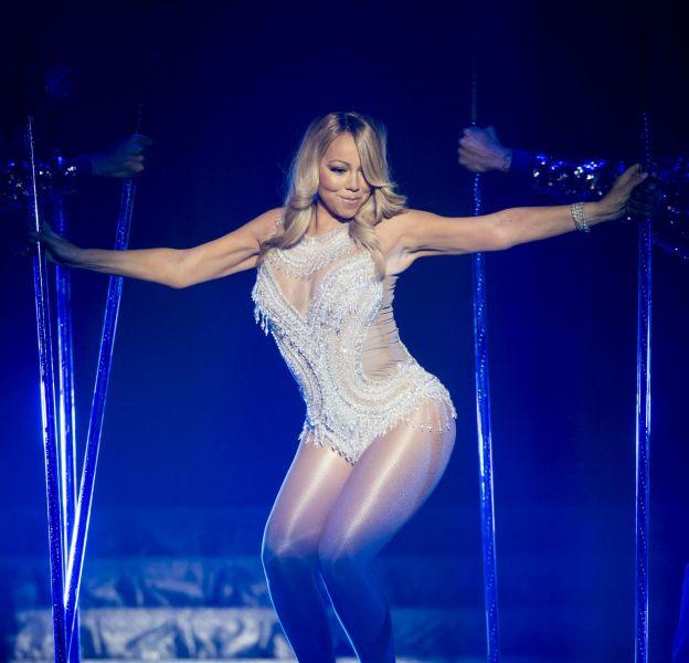 Mariah Carey se dévoile les fesses à l'air, sur Instagram, pour son passage en Suède.