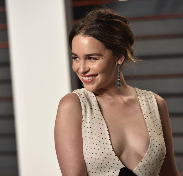 Emilia Clarke s'est confiée au magazine Glamour d'avril 2016.