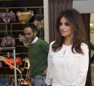 Monica Cruz lance sa toute nouvelle ligne de vêtement appelée Dandara.