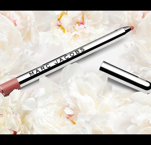Crayon à lèvres nude, Marc Jacobs, 19.50 euros