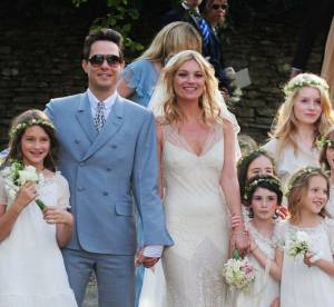 Kate Moss, Grace Kelly, Pamela Anderson... 15 mariages iconiques