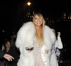 Mariah Carey : à la descente du jet, l'accident culotte n'est pas loin