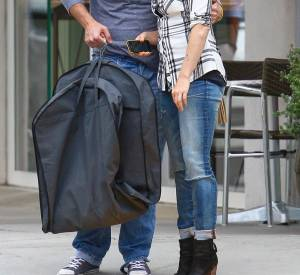 L'actrice a dit oui à Darren le Gallo, son compagnon depuis 2001, en mai 2015 en Californie.