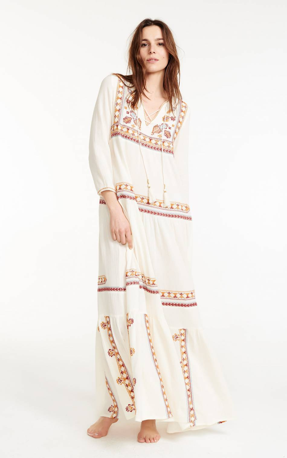robe hippie cool ba sh 280 euros. Black Bedroom Furniture Sets. Home Design Ideas