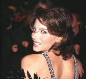 Sistine Stallone était elle aussi mannequin dans les années 80.