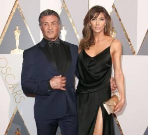 Sistine Stallone a pris les bons gènes de sa mère, Jennifer Flavin, mannequin elle aussi.