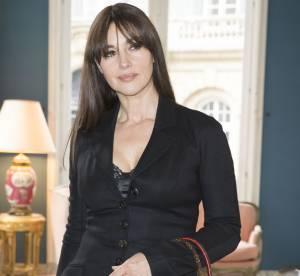 Monica Bellucci : déjà une beauté à 13 ans, sa toute première photo de mannequin