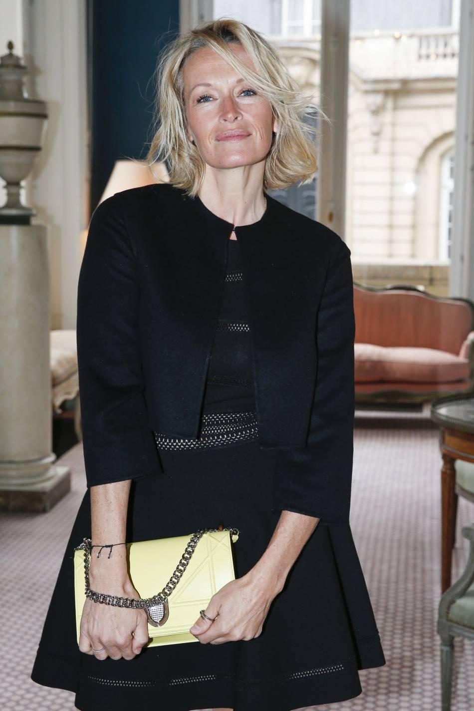 """Estelle Lefébure sort """"Orahe, ma méthode anti-âge"""" en librairies."""