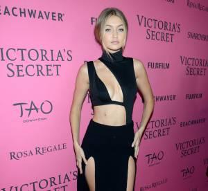 Gigi Hadid : side boob et jambes interminables pour BMW !