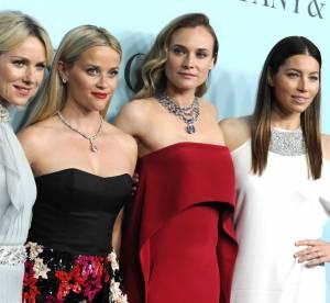 Diane Kruger, Jessica Biel... célèbrent le Blue Book 2016 de Tiffany & Co