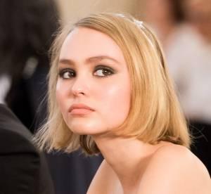 Lily-Rose Depp, poupée boudeuse et impertinente pour un shooting