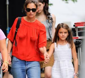 Suri Cruise : la fille de Katie Holmes et de Tom Cruise fête ses dix ans.