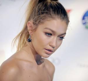 Gigi Hadid : minois angélique et sideboobs de folie sur Instagram