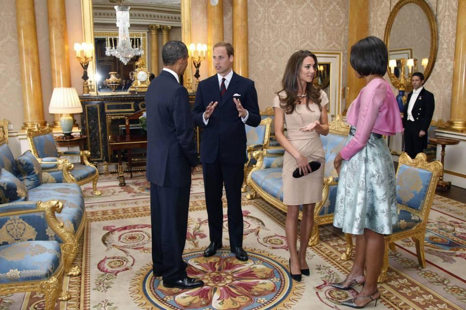 Beyoncé et Jay-Z rencontre prince william et kate middleton