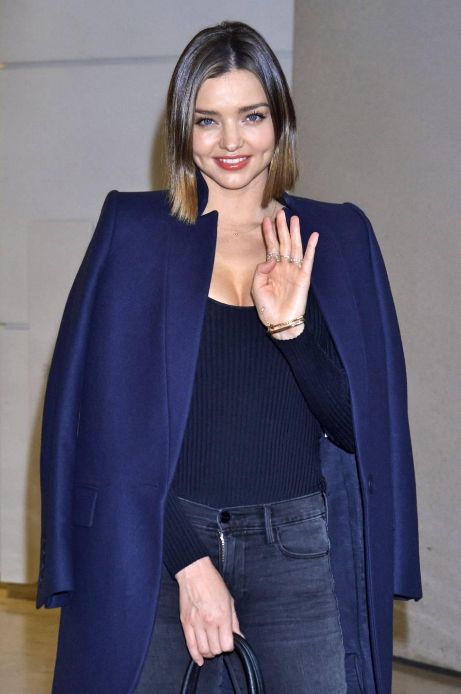 Miranda Kerr a 33 ans et se veut plus sensuelle que jamais.