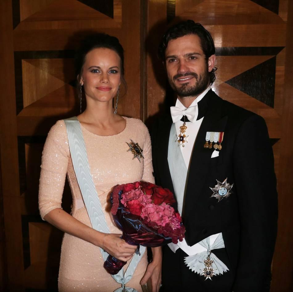 La princesse Sofia et le prince Carl Philip de Suède accueillent leur premier enfant moins d'un an après leur mariage.