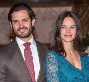 La princesse Sofia et le prince Carl Philip de Suède sont parents d'un petit garçon.