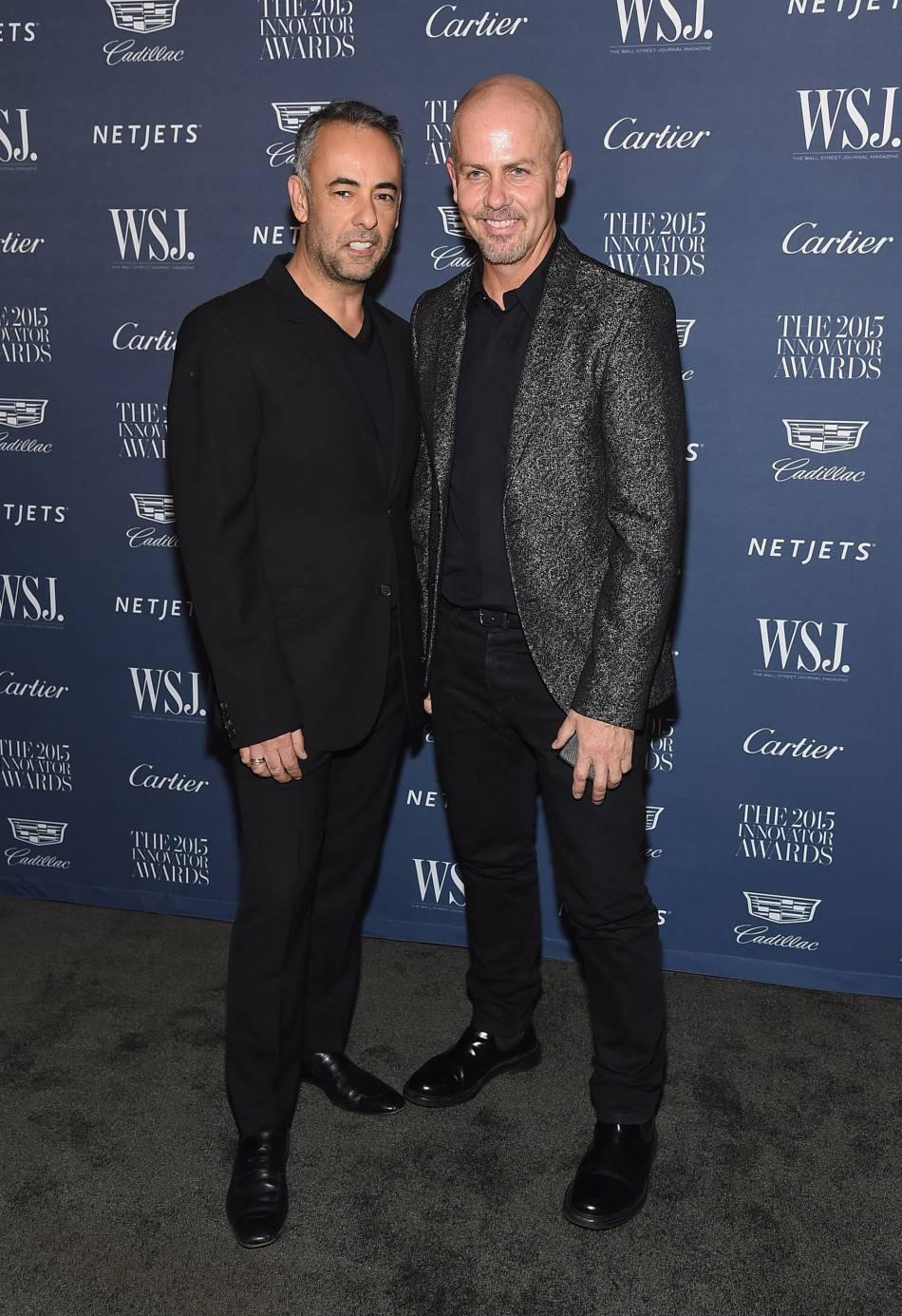 Francisco Costa et Italo Zucchelli quittent la maison Calvin Klein.