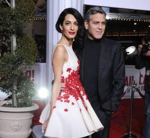 George Clooney : fou d'Amal, il déclare son amour infini pour elle dans Esquire