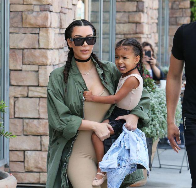 Kim Kardashian et North sont accordées de la tête aux pieds.