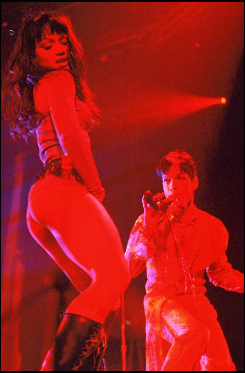 Prince et Mayte Garcia ont été mariés entre 1996 et 2000.