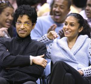 Prince et sa deuxième femme, Manuela Testolini. Leur mariage a duré cinq ans.
