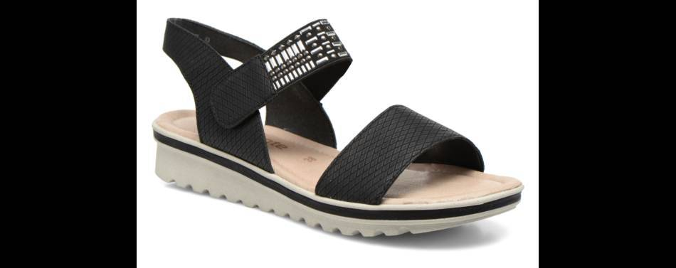 Chaussures brodées, Remonte, 69,99€.