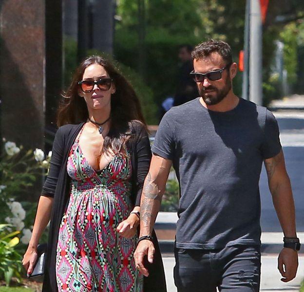 Megan Fox et Brian Austin Green réconciliés et bientôt parents pour la troisième fois.