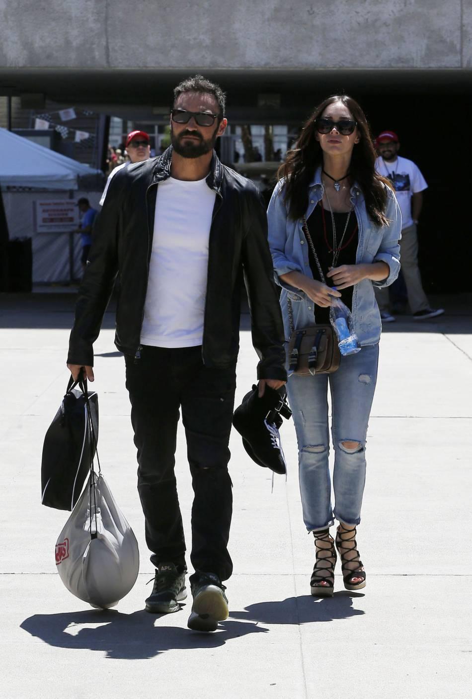 Brian Austin Green et Megan Fox : après quelques mois de séparation, ils ne se quittent plus.