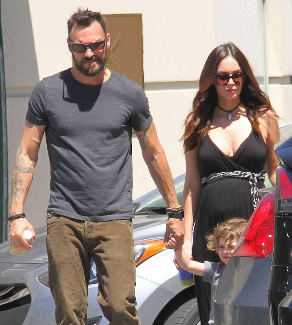 Pour Brian Austin Green et Megan Fox, le divorce ne semble plus être à l'ordre du jour.