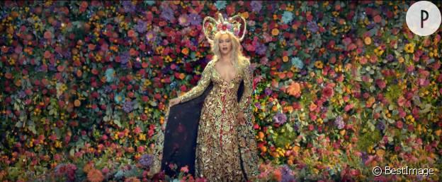 Dans le dernier clip de Coldplay, Beyoncé fait une apparition remarquée.