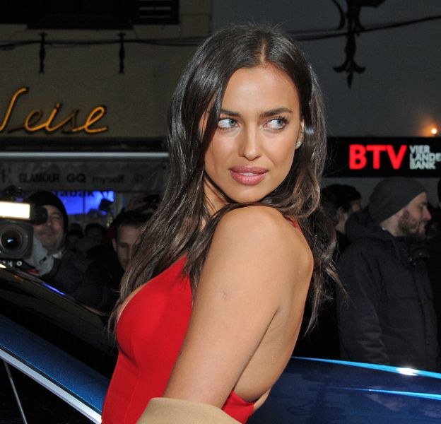 Irina Shayk, plus torride que jamais pour GQ.