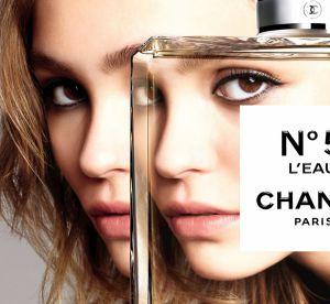 N°5 L'eau : Lily-Rose Depp sublime pour Chanel