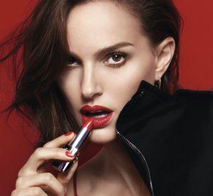 Natalie Portman : égérie éblouissante du nouveau Rouge Dior