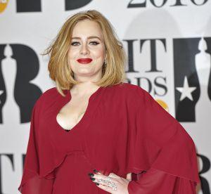 Adele sans maquillage : la chanteuse méconnaissable au naturel