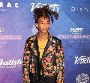 Jaden Smith, récompensé pour ses talents d'acteur a prouvé son statut d'égérie mode en perfecto Gucci inspiré du style des années 90.