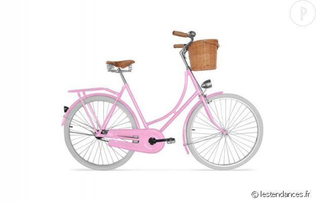 Vélo hollandais, 279€, Lestendances.fr.