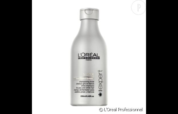 Shampoing Silver, L'Oreal Professionnel, 13€.
