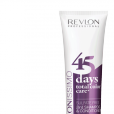 Shampoing 45 days total color care, Revlon, 10,10€.