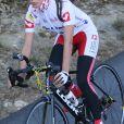 En juillet dernier, la reine de beauté a été opérée de la clavicule après une chute sur le Tour de France.