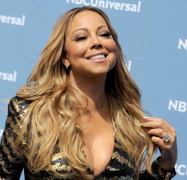 Nouvelle crise d'hystérie pour Mariah Carey.