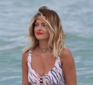 Caroline Receveur : sexy à souhait, elle enflamme littéralement la Toile !