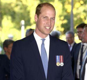 Prince William : bronzé mais célibataire pour rencontrer Angela Merkel