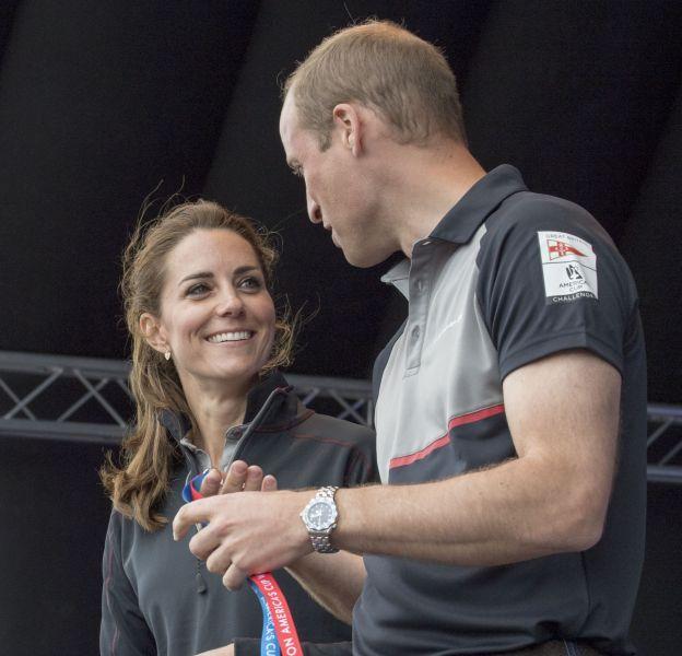 Kate Middleton et William forment un couple moderne.