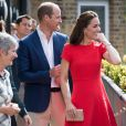 La duchesse a choisi un look petit budget.