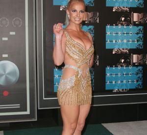 Britney Spears : dans le carpool de James Corden... elle chante !